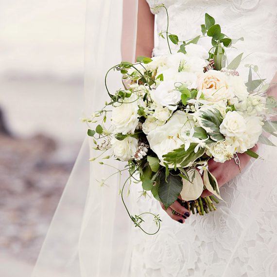 Bridal Bouquet | Bloom Floral Design | Northern Michigan Wedding Coordinating | Tableau Events