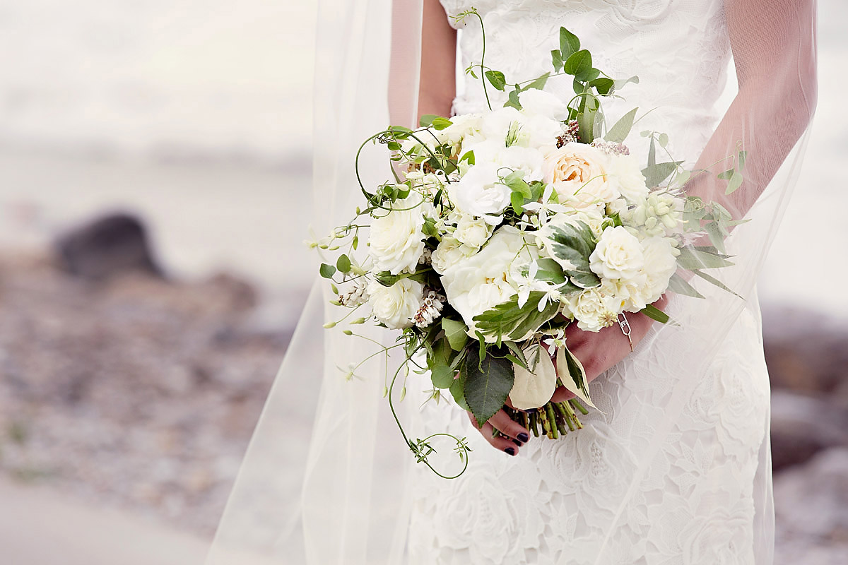 Bridal Bouquet | Bloom Floral Design | Northern Michigan Wedding Coordinating | Tableau Events
