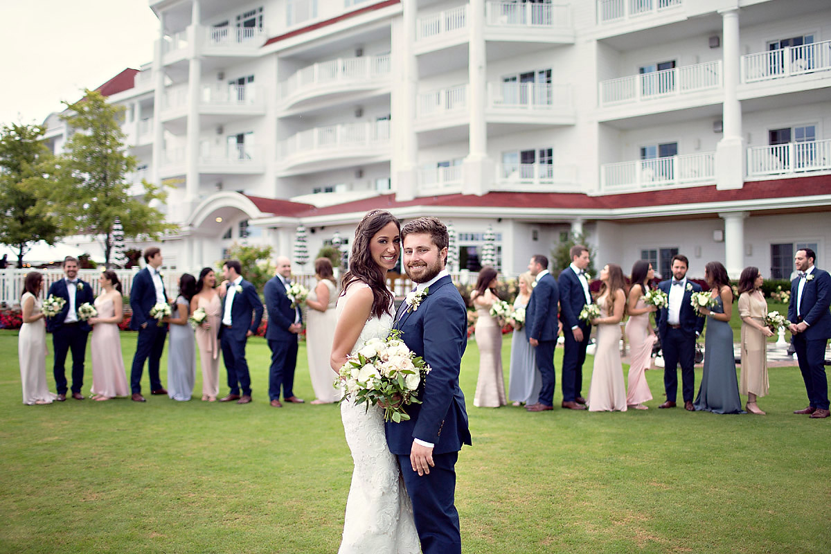 Wedding Party | Inn at Bay Harbor | Tableau Events