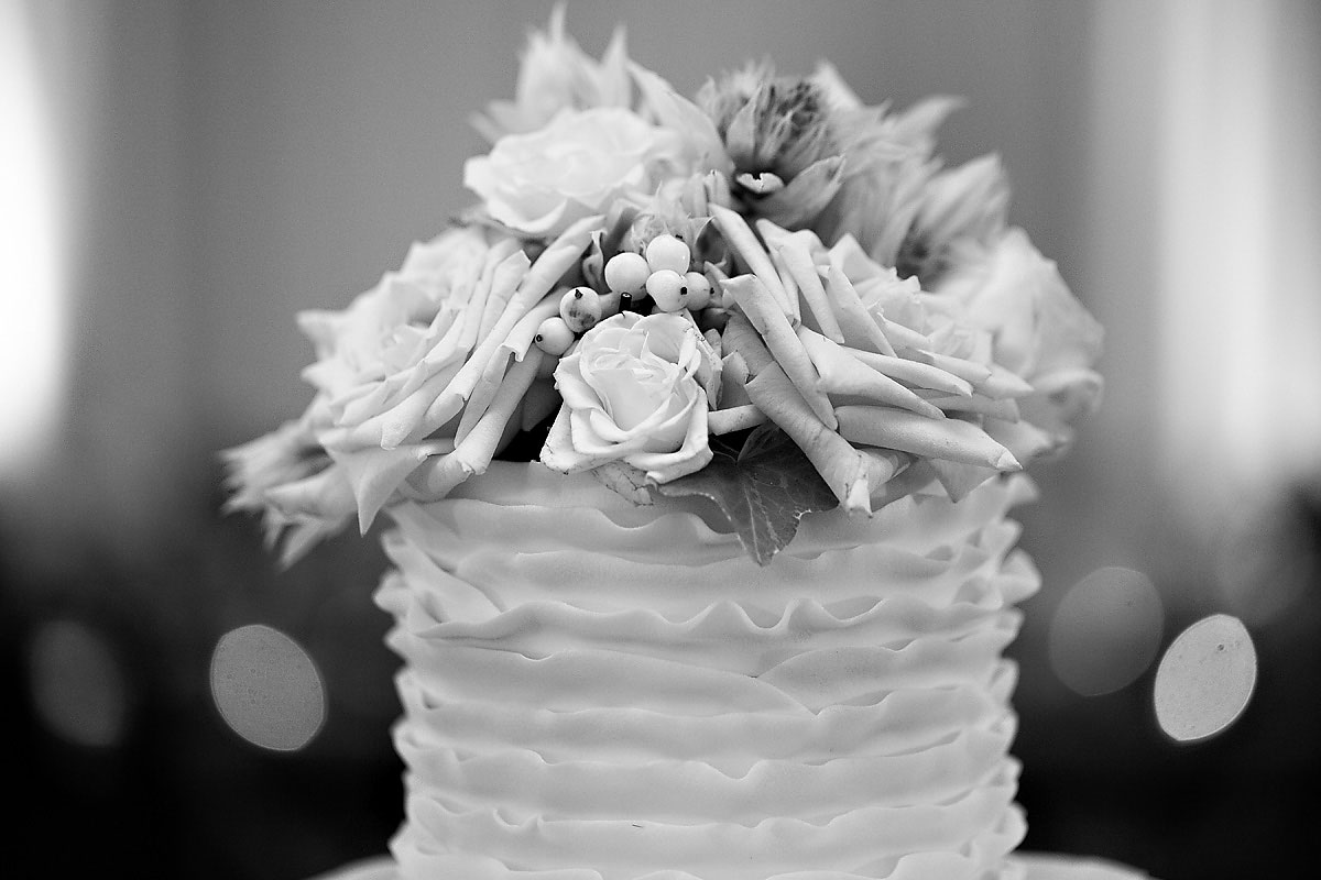 Wedding Cake Topper | Bella e Dolce | Cake Flowers | Tableau Events