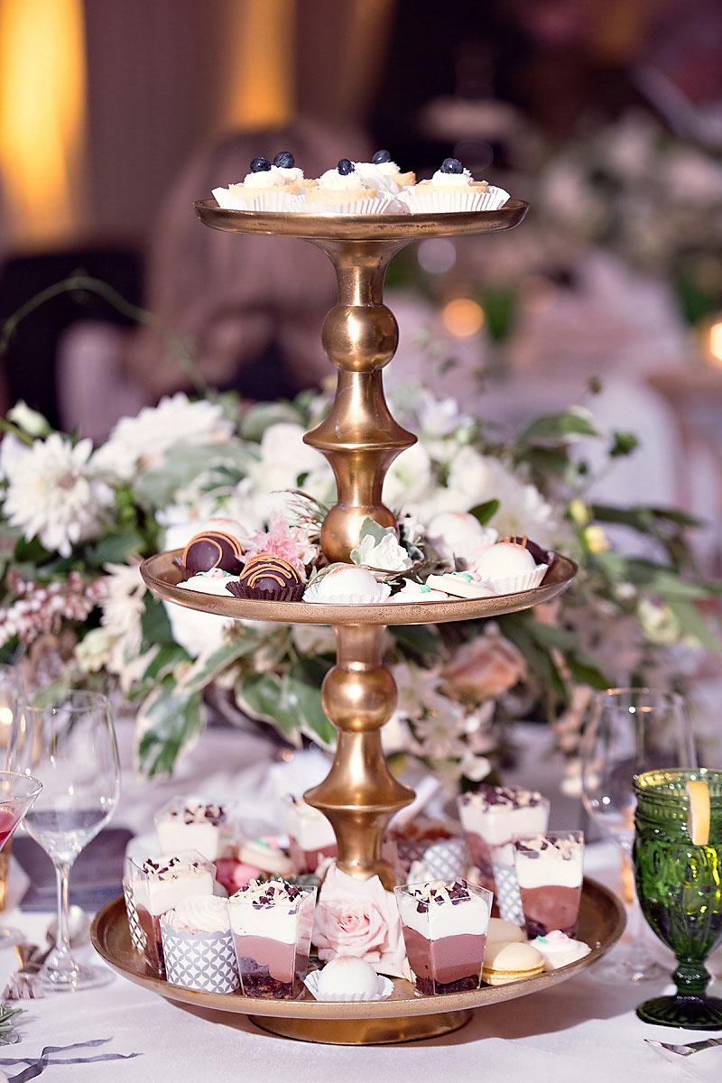 Dessert Presentation | Bella e Dolce | Tableau Events