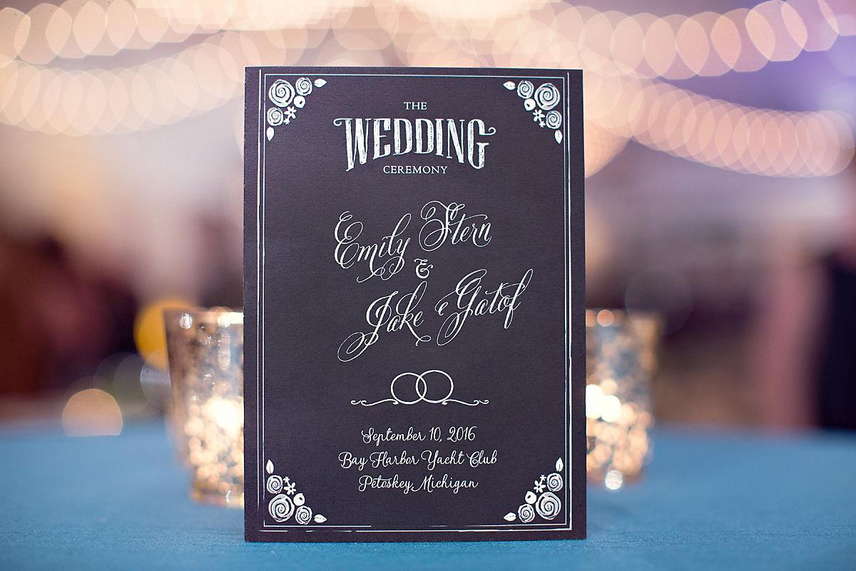 Custom Wedding Invitations | Tableau Events
