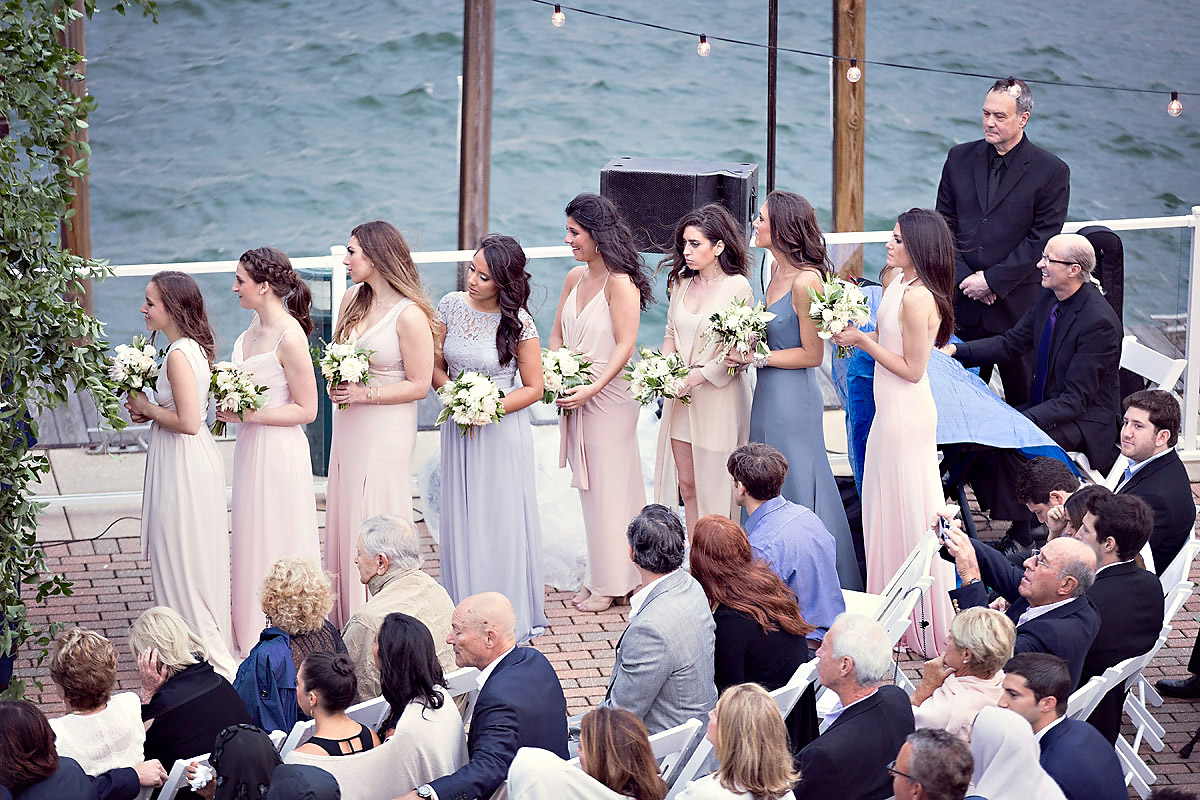 Bridal Party | Lake Wedding | Northern Michigan | Tableau Events