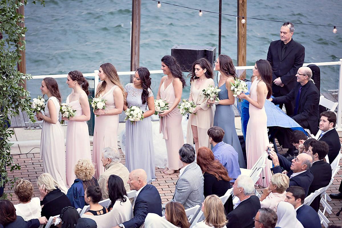 Bridal Party | Lake Wedding | Northern Michigan | Tableau Events