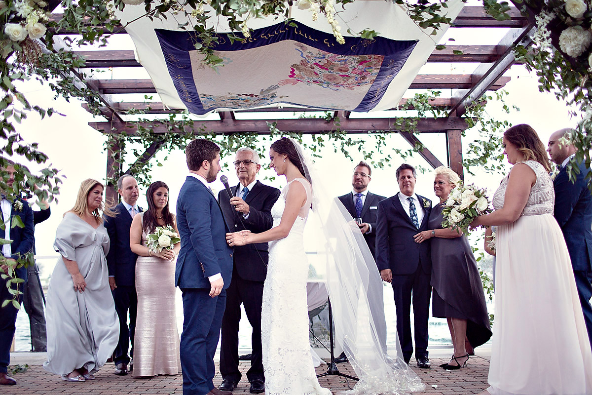 Wedding Decor Inspiration | Bloom Floral Design | Jewish Wedding | Tableau Events