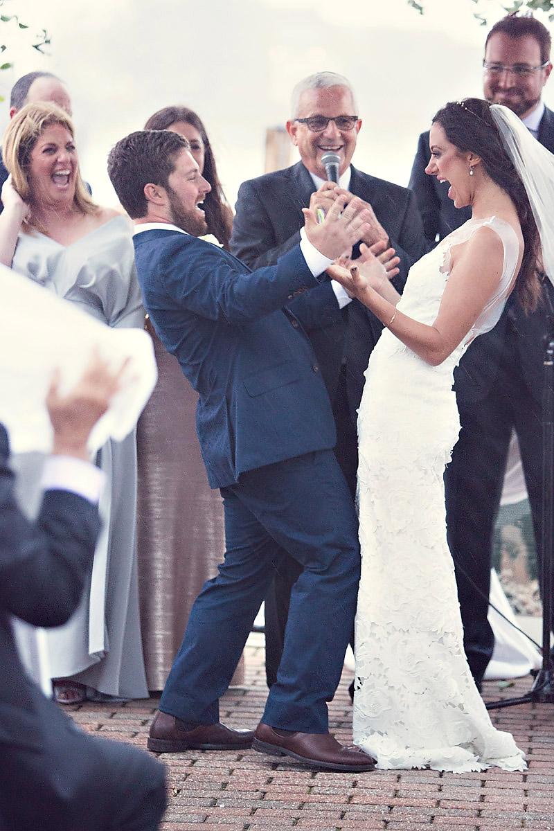 Northern Michigan Wedding Coordination | Outdoor Ceremony | Tableau Events