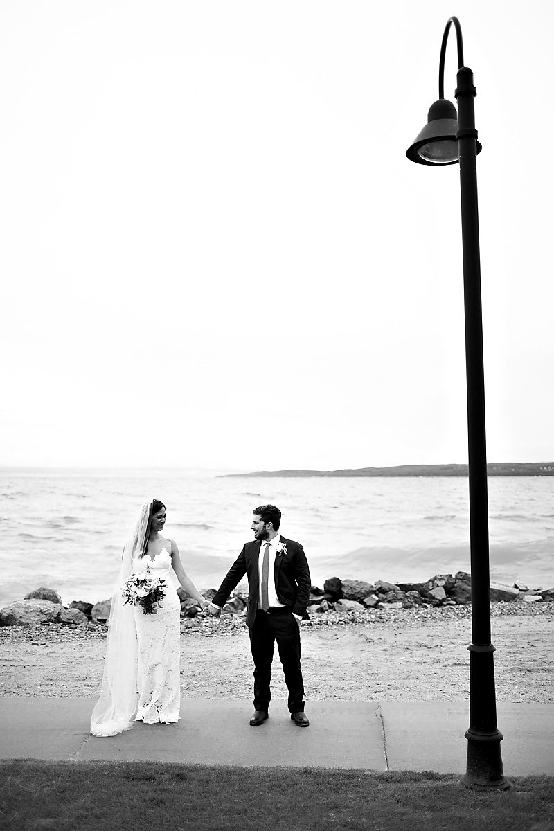 Lake Michigan Wedding | Tableau Events