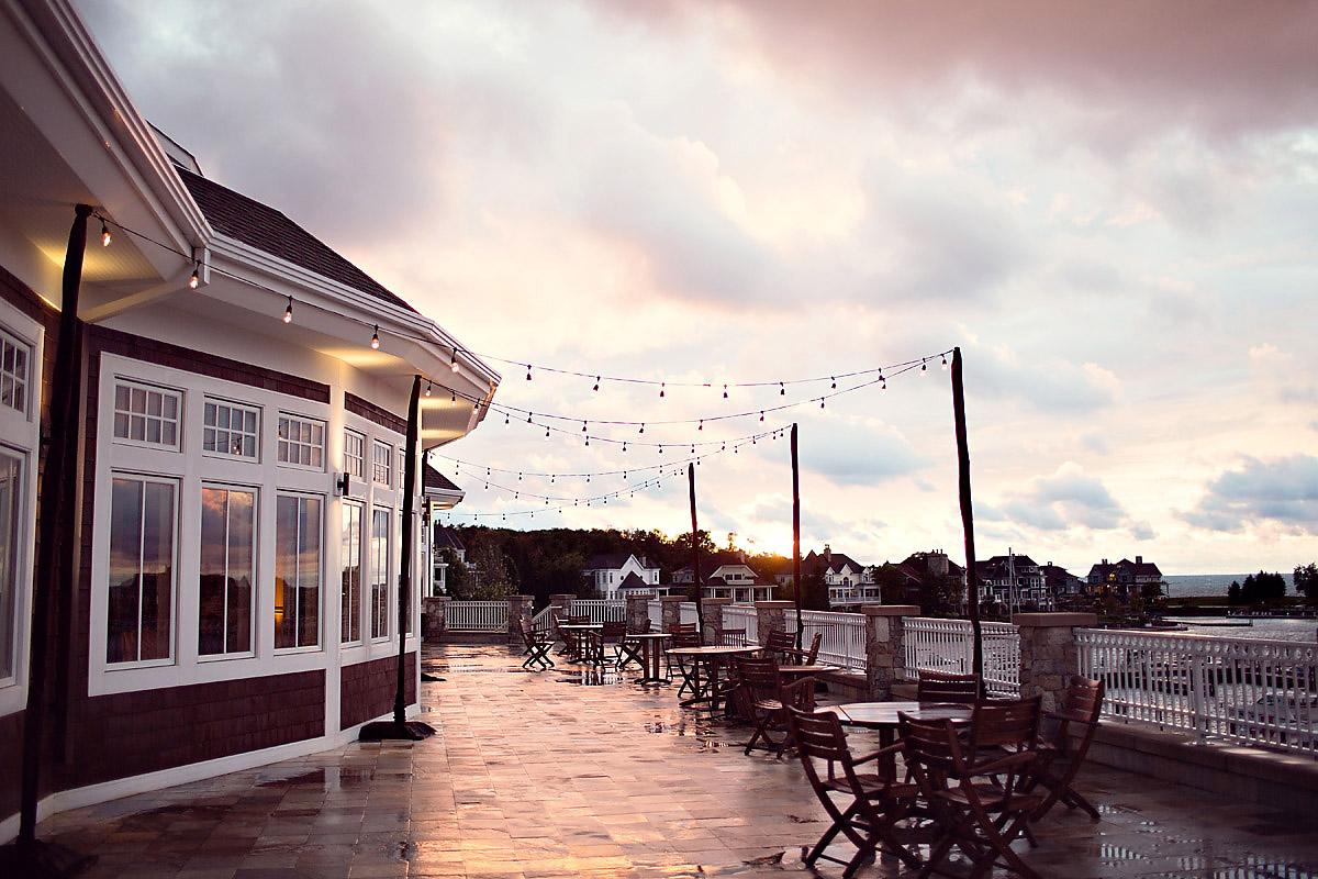 Yacht Club Wedding | Nautical Inspiration | Tableau Events