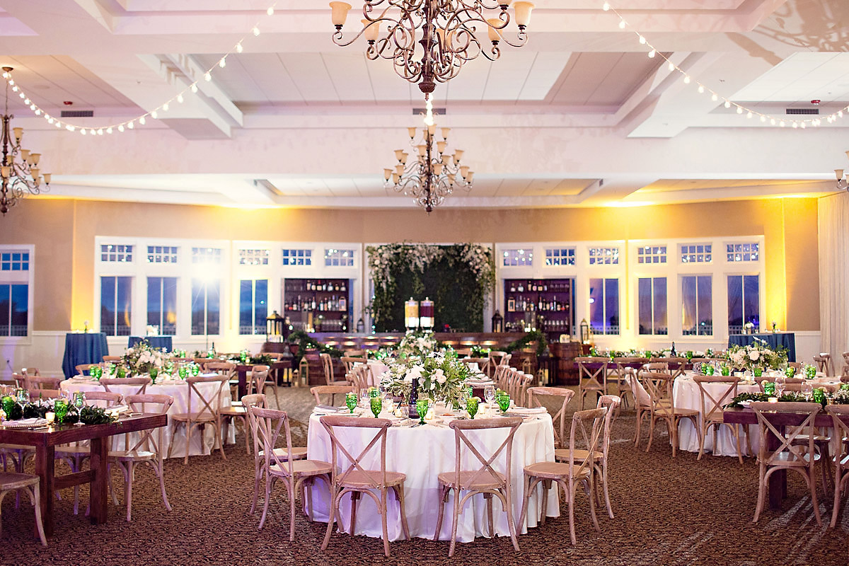 Wedding Reception Decor | Ballroom Reception | Tableau Events