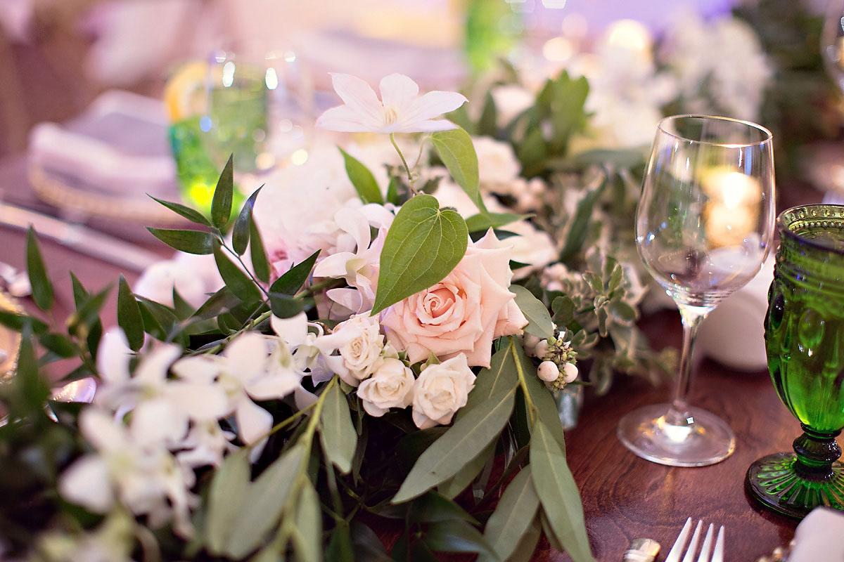 Flower Centerpieces | Bloom Floral Design | Northern Michigan Wedding Planning | Tableau Events