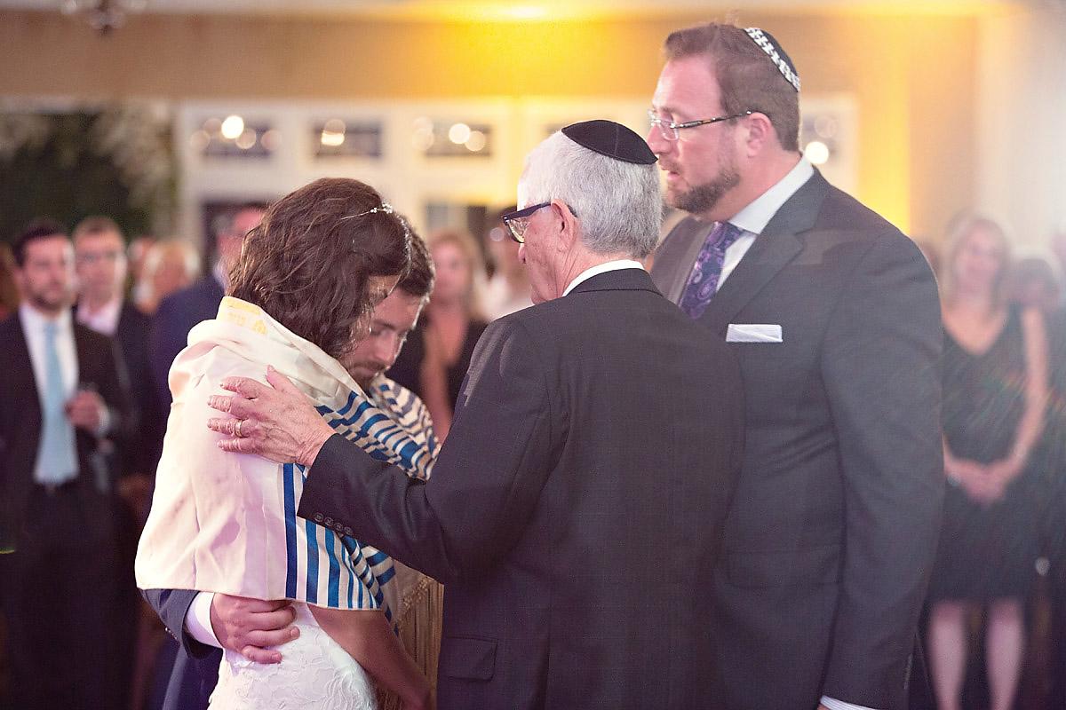 Jewish Wedding Details | Northern Michigan Wedding | Tableau Events