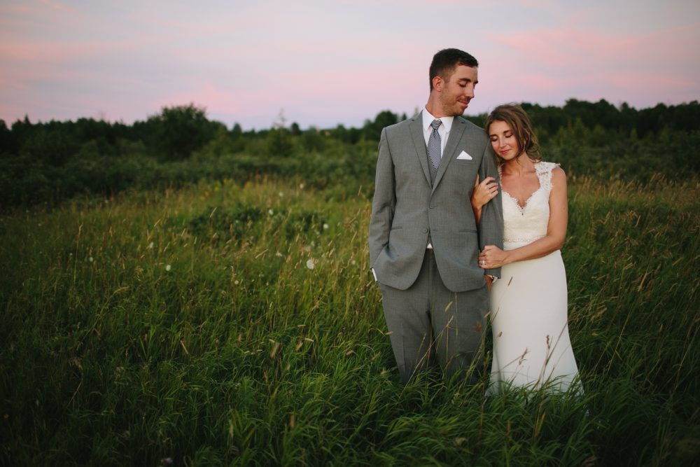 Nature Inspired Wedding | Northern Michigan Barn Wedding | Tableau Events