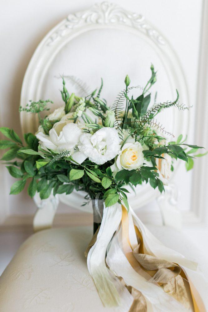 Bridal Bouquet | Bloom Floral Design | Wedding Planning | Tableau Events