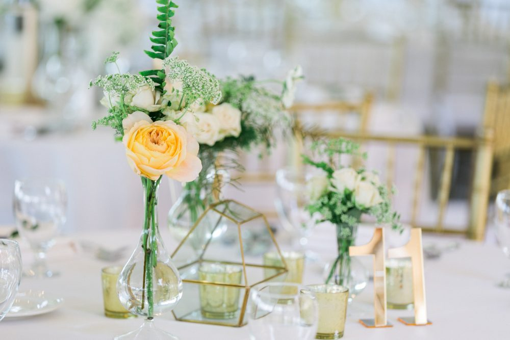 Centerpiece Inspirations | Northern Michigan Wedding | Tableau Events