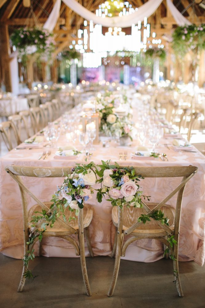 Chair Floral | Bloom Floral Design