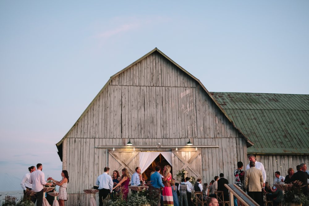 Barn Wedding | Northern Michigan Wedding Planning | Tableau Events