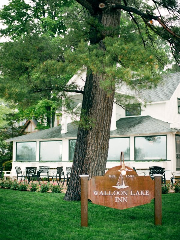 Wedding Venue | Reception Location | Walloon Lake Michigan | Tableau Events