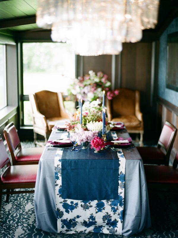 Tablescape Design | Wedding Centerpieces | Bloom Floral Design | Tableau Events