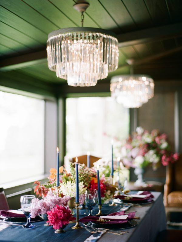 Indoor Wedding Design | Planning | Tableau Events