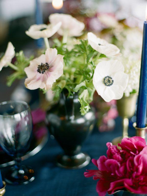 Wedding Floral Details | Northern Michigan Wedding Planning | Bloom Floral Design | Tableau Events