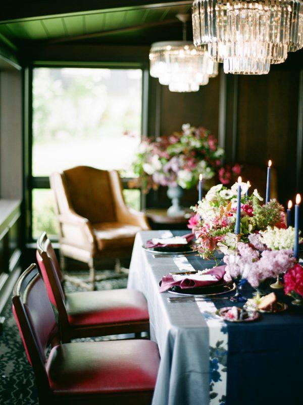 Table Design | Wedding Design | Weber Photographers