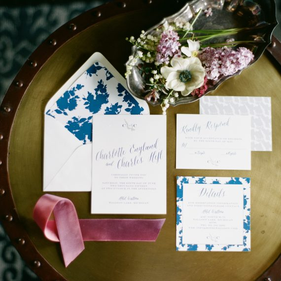 Wedding Invitations | Custom Papery | Tableau Events