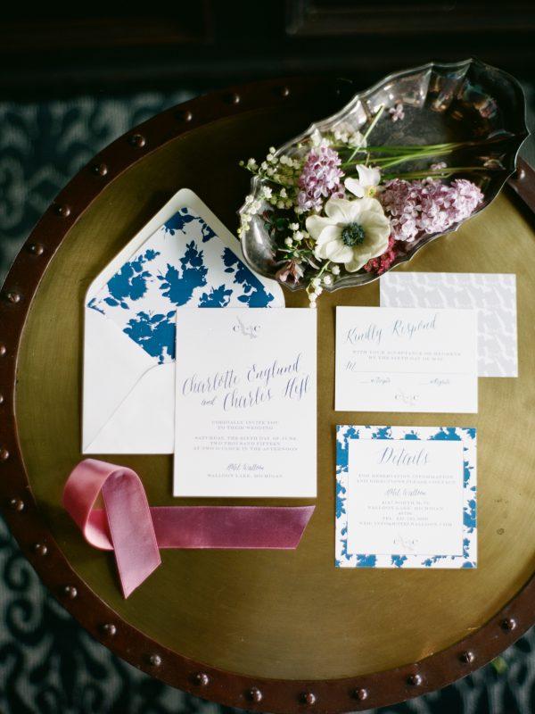 Wedding Invitations | Custom Papery | Tableau Events