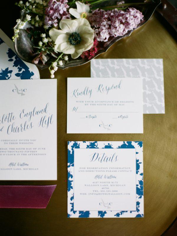 Custom Wedding Invitations | Tableau Events | Weber Photographers