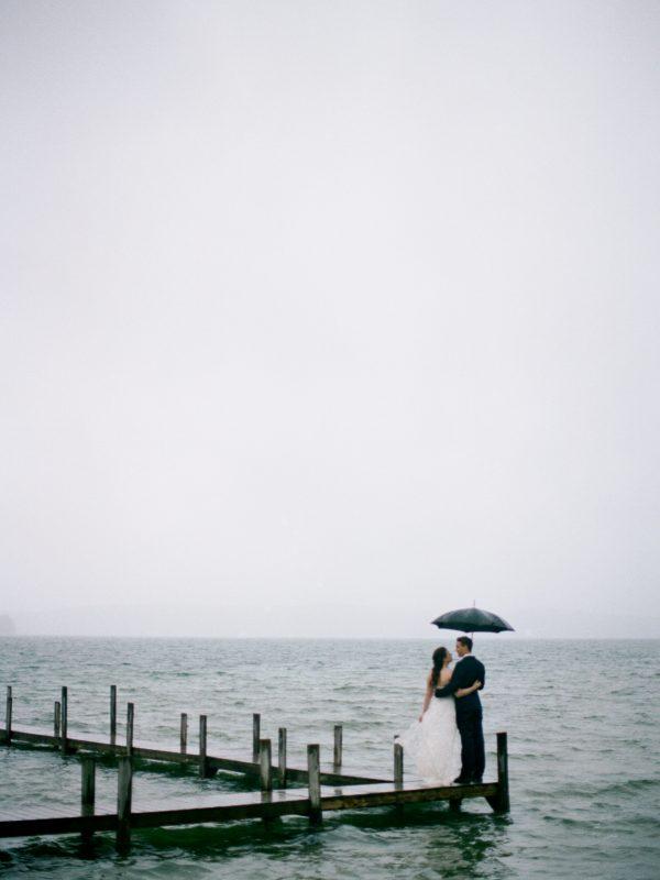 Lake Wedding | Weber Photographer
