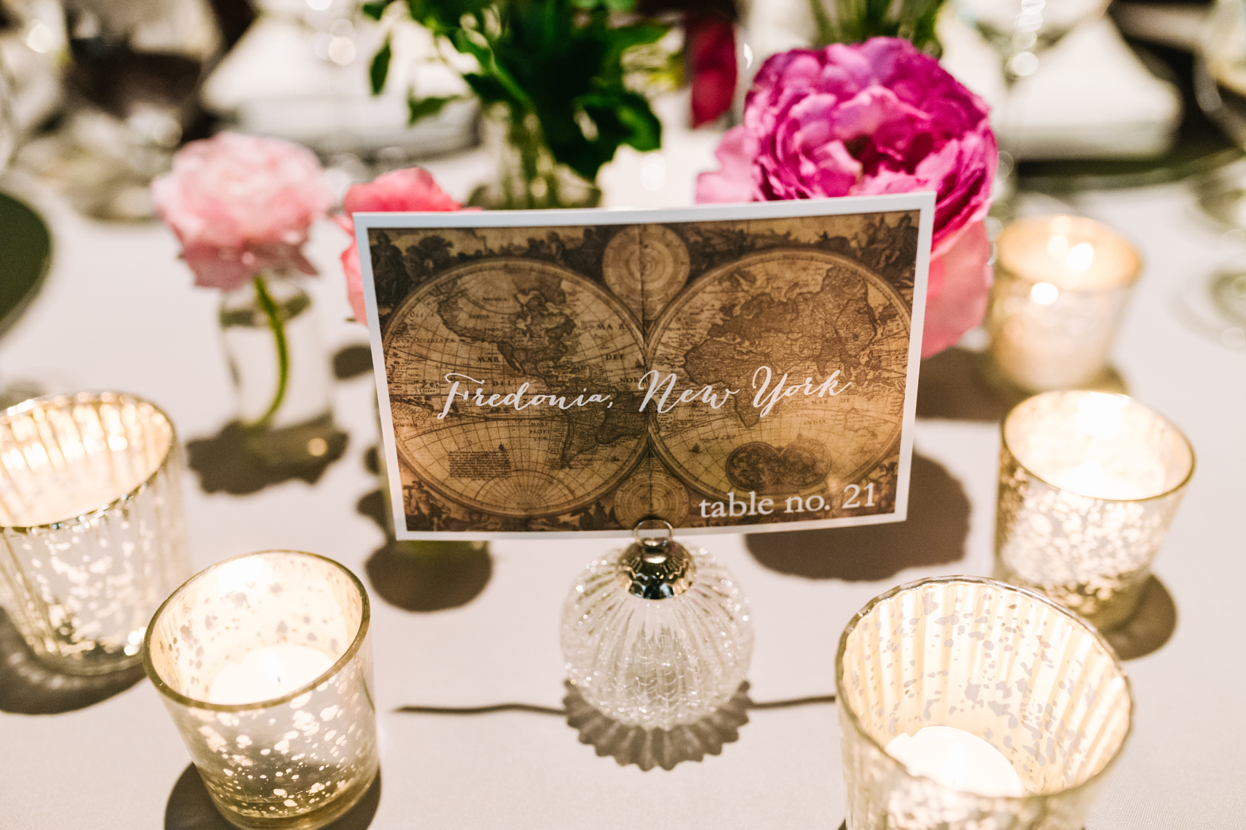 Custom Table Numbers | Map Travel Inspiration | Tableau Events