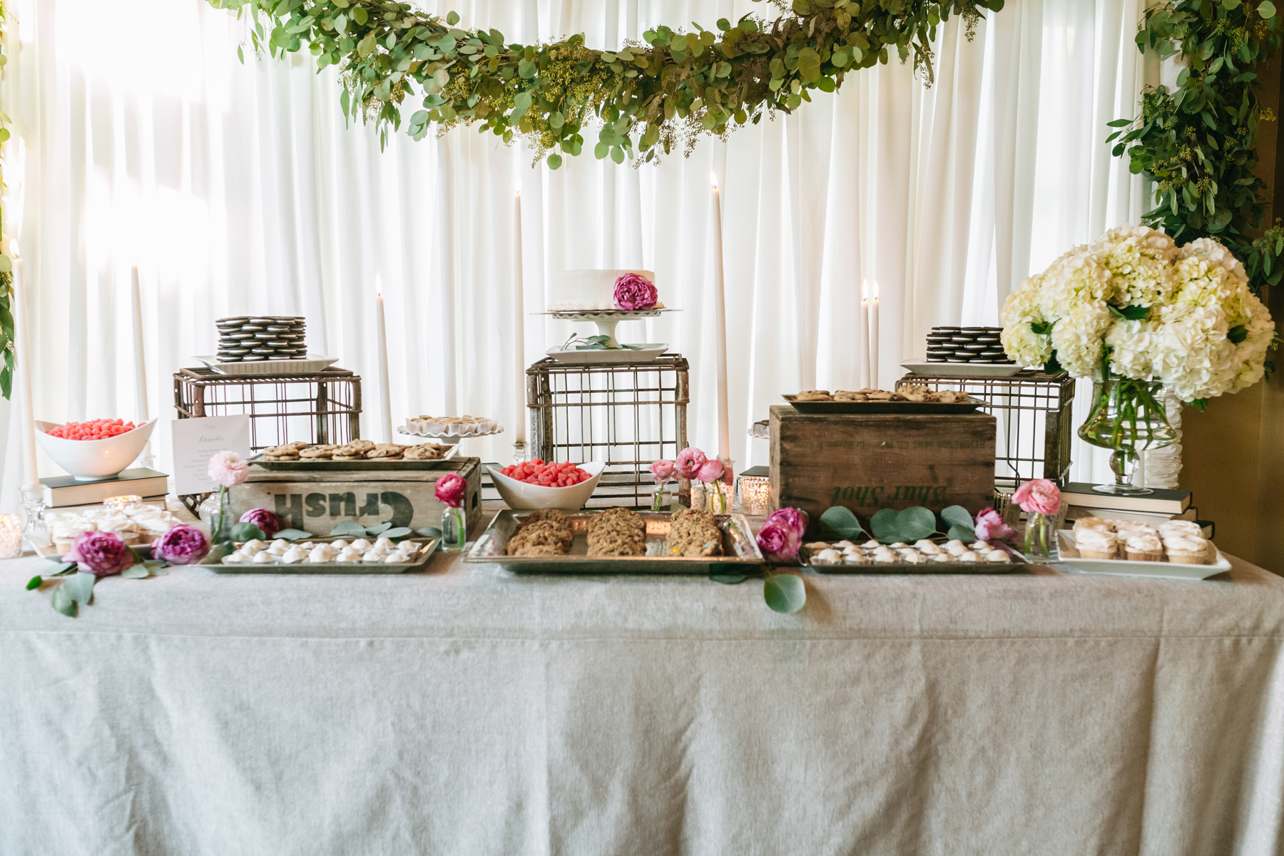 Dessert Table | Tableau Events
