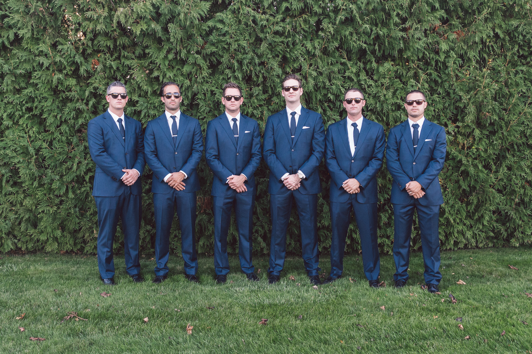 Navy Suits | Bay Harbor Michigan | Groomsmen | Northern Michigan Wedding Planning | Tableau Events