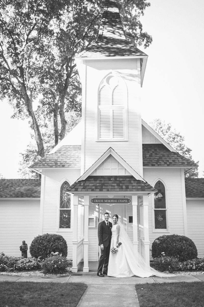 Church Wedding | Northern Michigan Summer