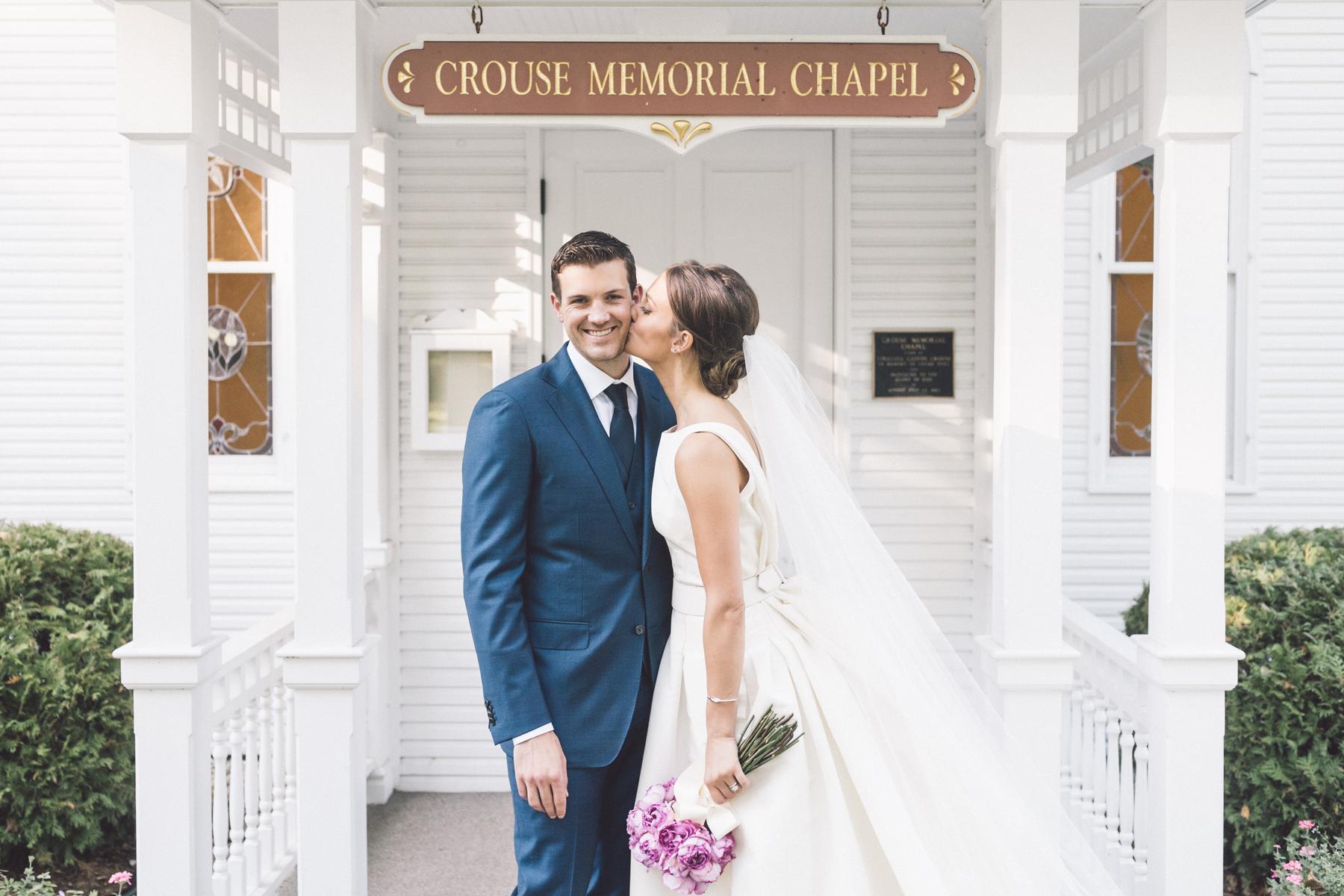 Northern Michigan Summer Wedding | Tableau Events
