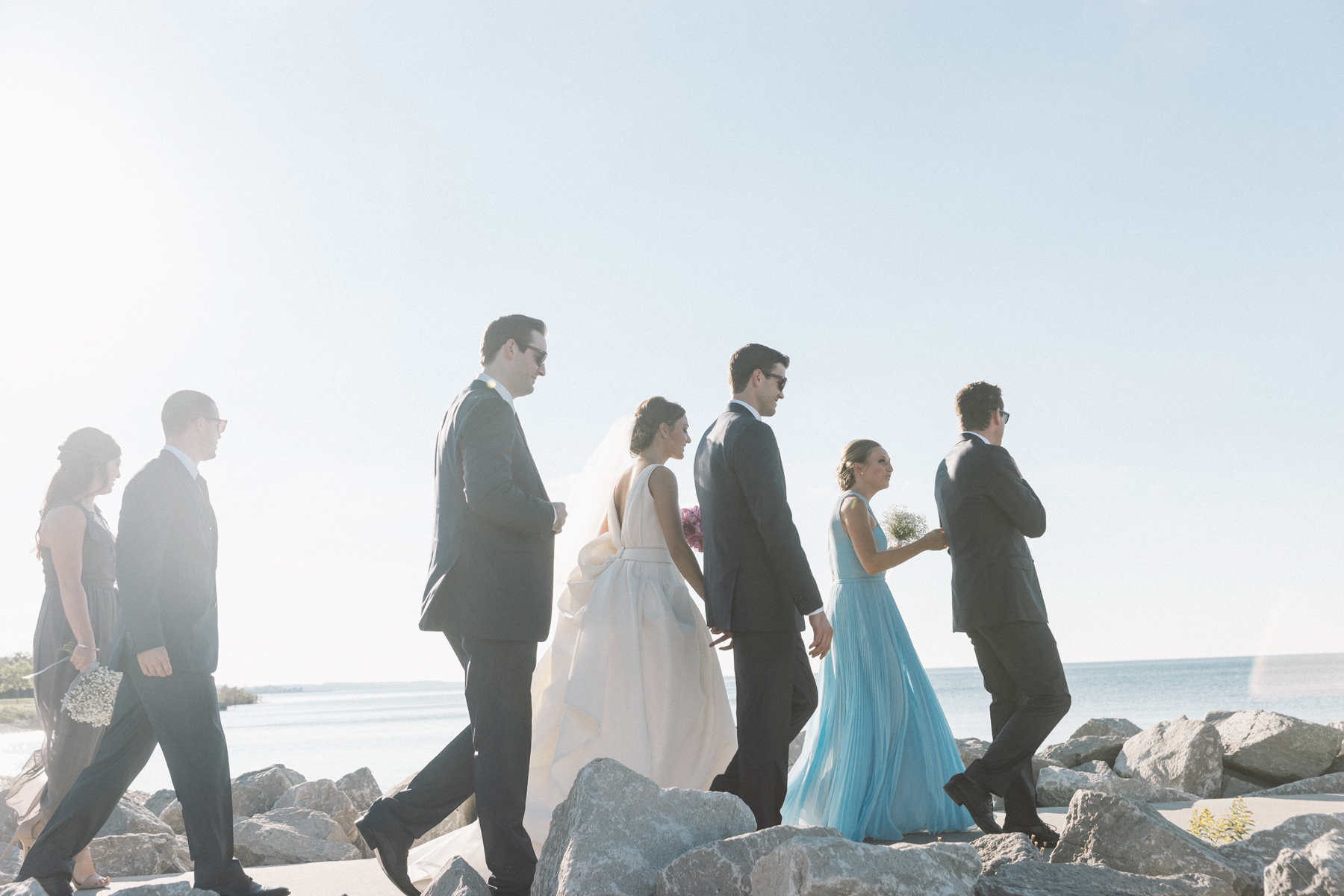 Lake Michigan Wedding | Tableau Events