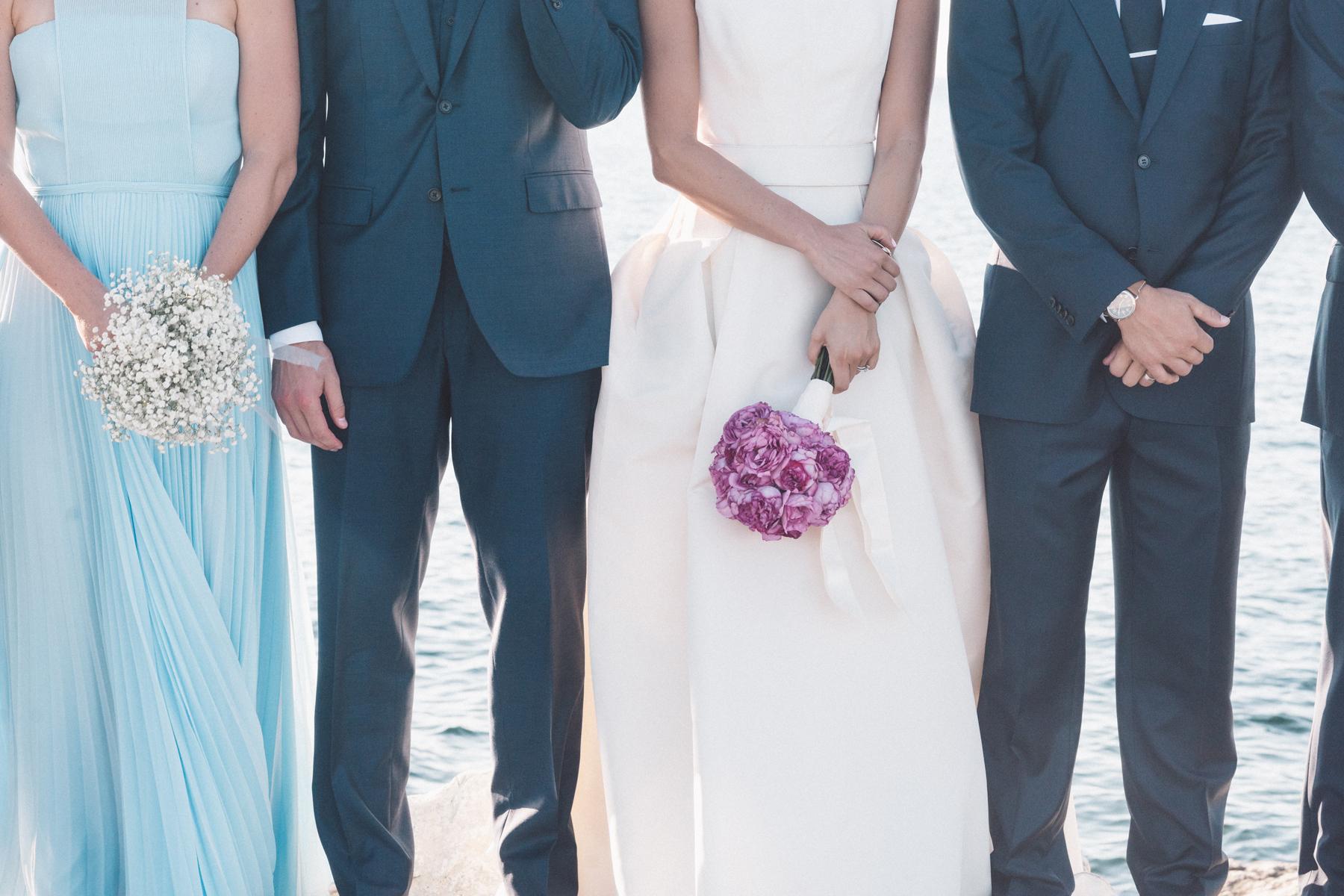 Wedding Party | Northern Michigan Wedding | Tableau Events | Petoskey
