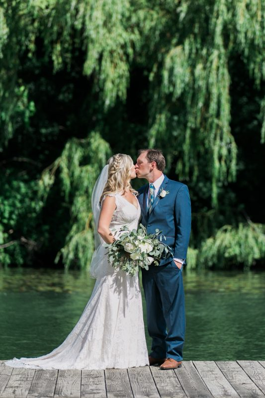 Willow Tree | Lake Wedding | Northern Michigan | Tableau Events