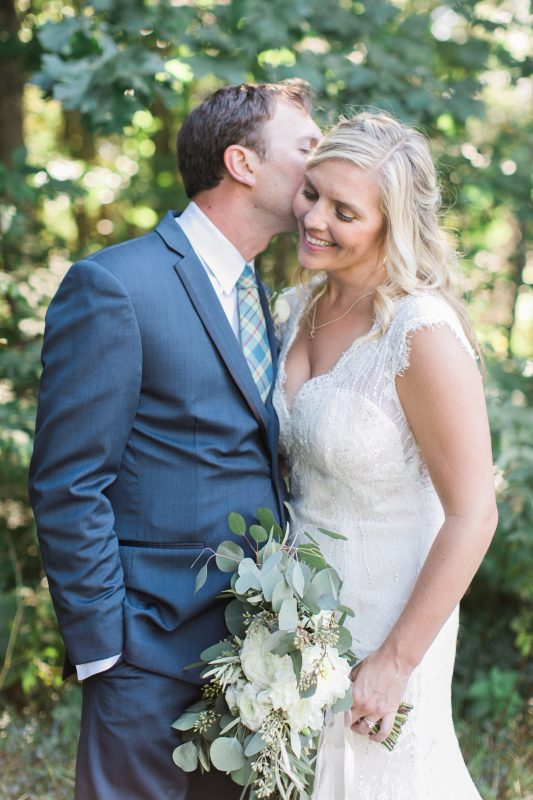 Northern Michigan | Outdoor Summer Wedding | Tableau Events